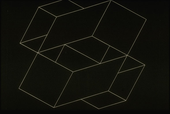 Josef Albers: Structural Constellation